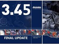 Autodata 3.45 Car Diagnostic Software