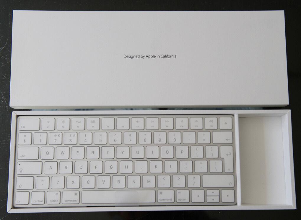 apple brand new wireless keyboard no mouse in saltdean east sussex gumtree. Black Bedroom Furniture Sets. Home Design Ideas