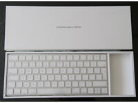 APPLE BRAND NEW WIRELESS KEYBOARD (NO MOUSE)