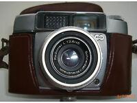 ADOX Kamera Polomat 1 + Metz Megablitz 109 - 1959/65 Eimsbüttel - Hamburg Niendorf Vorschau