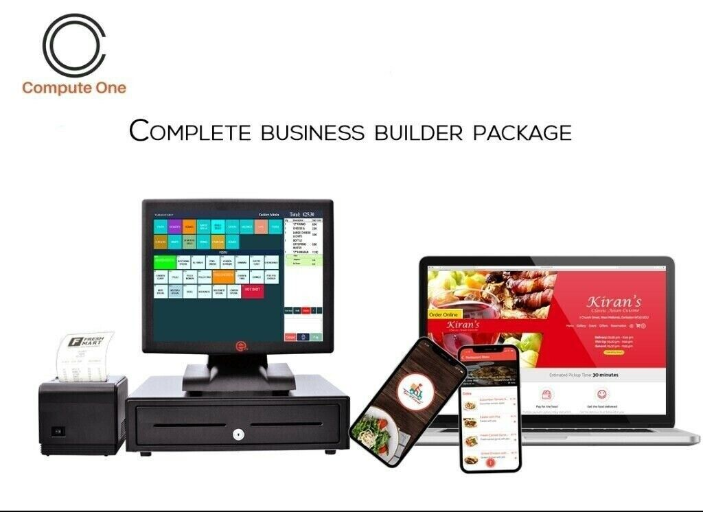 Brand new ePOS System + Online food ordering   in Sheffield, South  Yorkshire   Gumtree