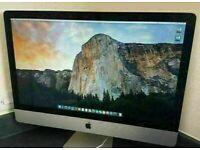 Apple iMac 27' 3.2Ghz Core i3 8GB Ram 1TB HDD Logic Pro X Ableton 10 Massive Reaktor Melodyne