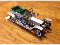 Franklin Mint 1907 Rolls-Royce Silver Ghost (Scale Model 1:24)