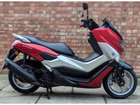 Yamaha NMAX 125 (15 REG), Immaculate condition, ONLY 3720 Miles.