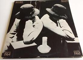 Double vinyl Woody Allen 1964-1968 Standup