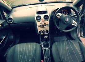 Vauxhall Corsa 07 Silver FULL MOT 5Door Excellent condition