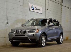 2013 BMW X3 xDrive28i | PREMIUM PACKAGE
