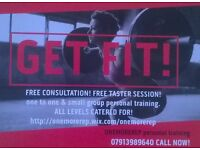 PERSONAL TRAINING & NUTRITION.