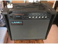 Laney linebacker 30