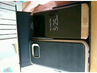 Samsung Galaxy S7 edge SM-G935F- 32GB - Gold Platinum