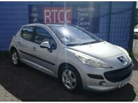 2007 (07 reg), Peugeot 207 1.4 16v SE 5dr Hatchback, AA COVER & AU WARRANTY INCLUDED, £1,295 ono