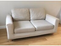 2 Seater Sofa with spare set of loose covers