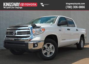 2016 Toyota Tundra CrewMax SR5 Plus Package