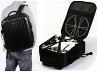 Koozam Extra Light Backpack designed to fit the Phantom 3 Professional, Advanced, Standard Drone