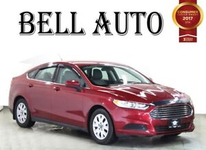 2014 Ford Fusion S BLUETOOTH