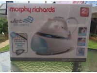 Brand New Morphy Richards Jet Steam Iron