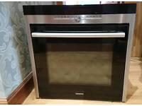 Single Built in Oven