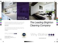 Cleaners required for Domestic and Office Cleaning in Brighton & Hove with excellent rates of pay
