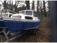 Hardy boat