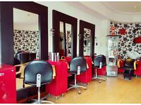 Salon Employed Vacancies: Hair stylists Chair to Rent, Beauty room and Nail Desk