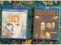 Lucy and anaconda blu ray