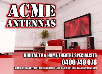 ACME Home Theare- Digital TV & Antenna Specialists