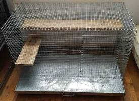 Chinchilla or Degu Cage or could be used for rats