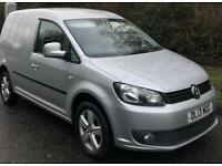 2013 Volkswagen caddy highline 2.0 l 140 bhp Full service history