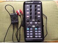 Native Instruments Kontrol X1 (with Case) & Audio 2 DJ