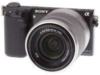 Sony NEX-5R + 18-55mm OSS Lens Brand New Condition