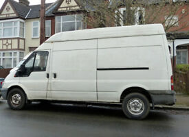 2004 high-top Ford transit van with MOT until end of March 2019 - London SE20/Beckenham border