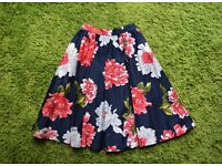 Gok Wan floral skirt - Size 16 - Worn once