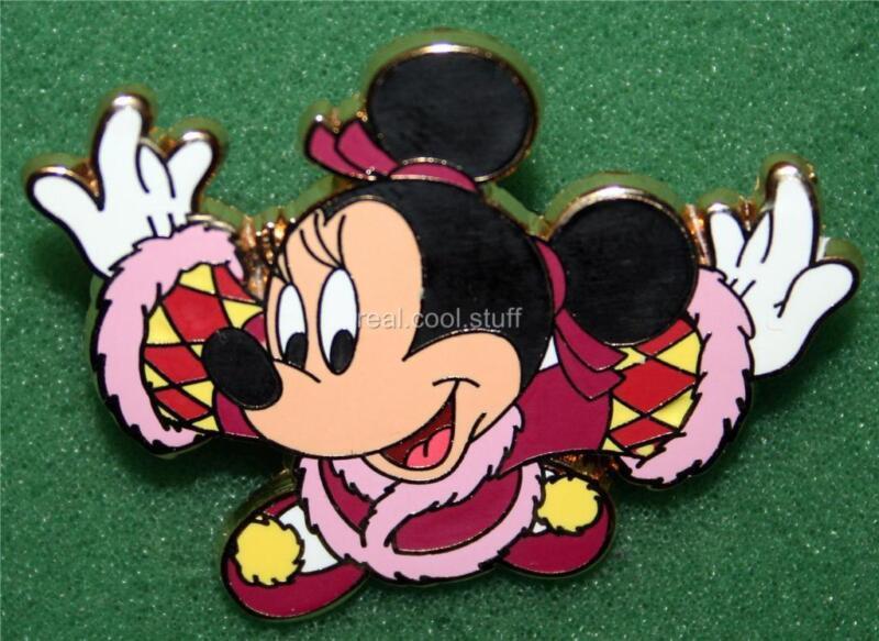 Disney Broadway Pin - Minnie Mouse