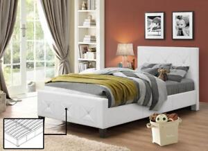 BED FRAME | TWIN BED FRAME CANADA (IF2210)