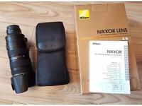 Nikon (Nikkor) 70-200mm VR II Lens