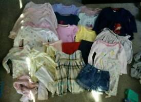 Girls Clothes Bundle 18-24m