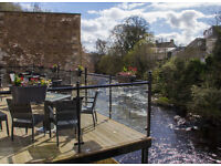 Bar & Waiting Staff - full & part time positions in Bridge of Allan and Dunblane