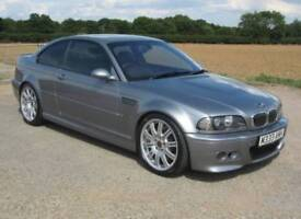 Supercharged BMW M3 e46 550BHP SMG