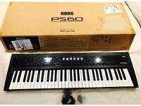 Korg PS60 - 61-Key Performance Synthesizer - RARE DISCONTINUED PRODUCT - ONLY AVAILABLE HERE!