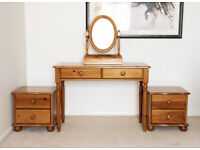 Lovely set of Bedroom Furniture. Excellent condition and clean/Tidy. C