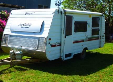 Gazal Infinity Pop Top Caravan Darling Downs Preview