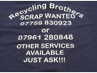 FREE COLLECTION OF SCRAP METAL LEICESTER