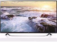 LG 65 INCH 4K ULTRA HD SMART 3D LED TV (65UF850V
