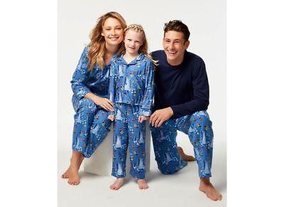 Kids Elf Pajamas (Macy's Family Pajamas Set City Elves Parade Mix-It Pajama Set Kids, Womens,)