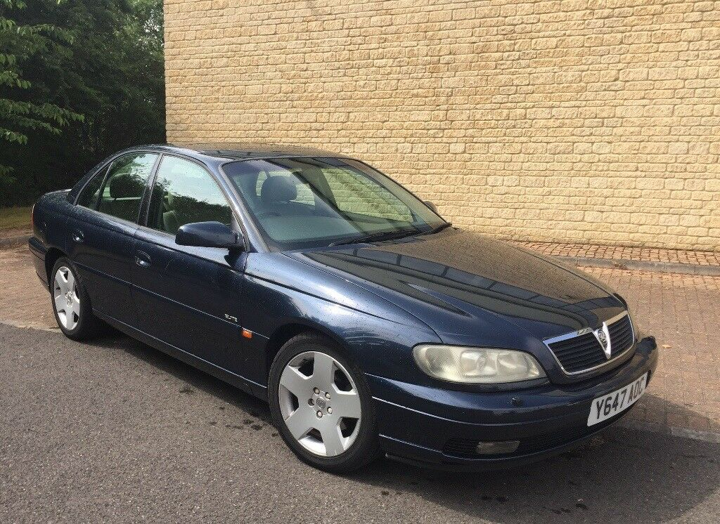 2001 Y Vauxhall Omega 3l V6 Automatic Elite 4door Saloon In