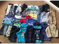 Boys clothes bundle age 3-4yrs