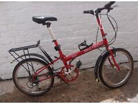 Bike Friday Handmade Cycle Superb Condition