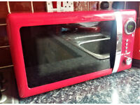 Microwave + Toaster + Kettle, everything in perfect condition, 4 months of use only. As new!