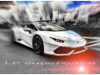 LP Prestige Luxury & Supercar Hire London Car Hire