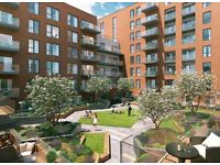 Brand New, Modern 2 Bedrooms Apartment With Private Balcony. Located In Colindale Gardens.